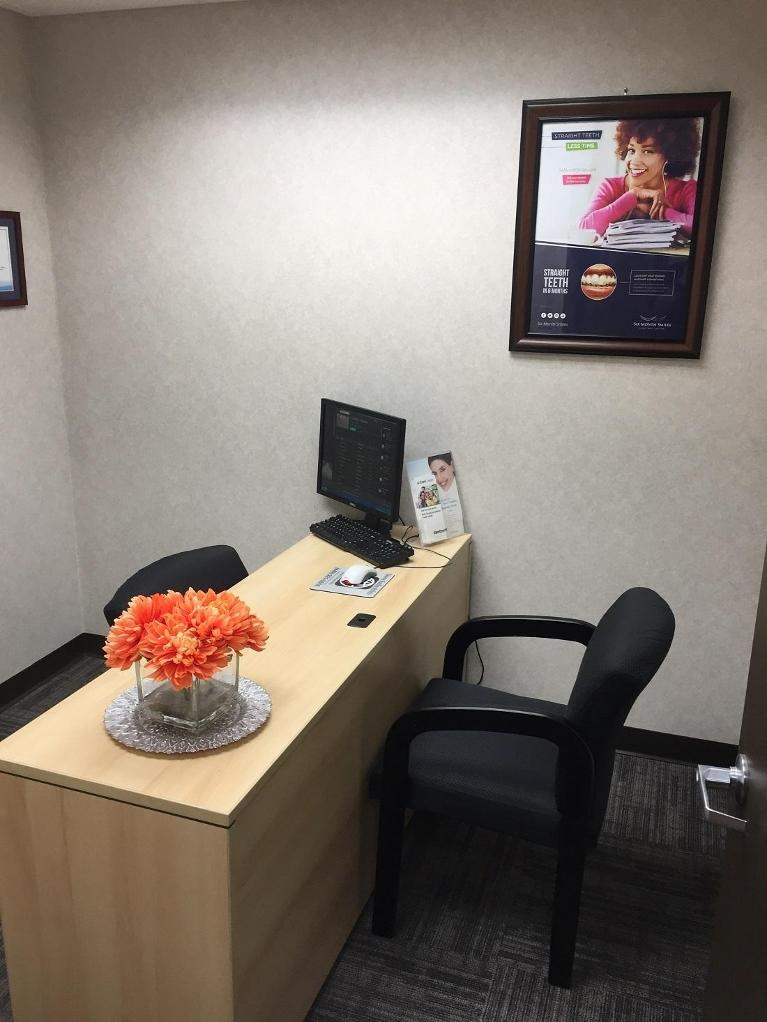 image of the office consultation room | Beachwood OH