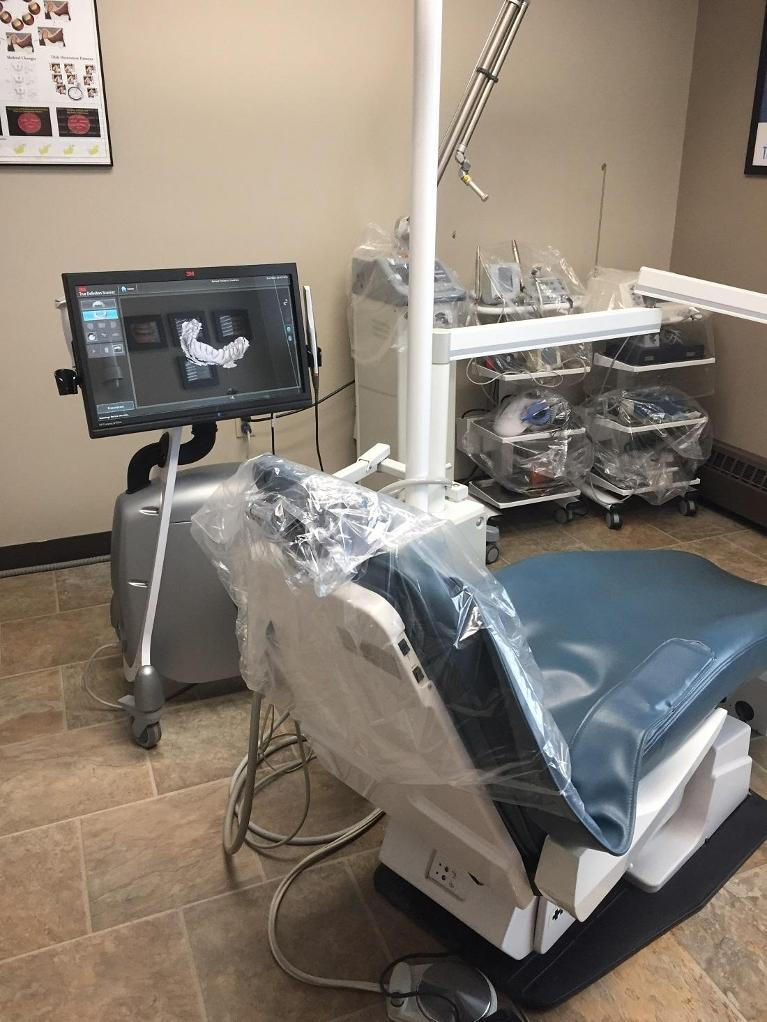 Image of the office operatory | Beachwood OH